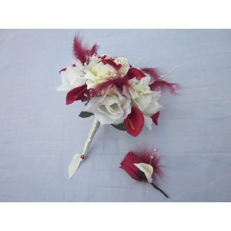 Bouquet mariée splendide