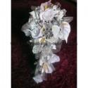 Commande pour Mariage: 2 bouquets et 2 boutonnières
