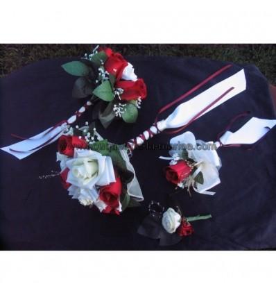 bouquets pour mariage bordeaux