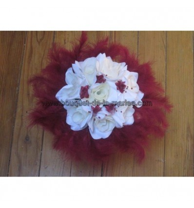 Bouquet, boutonnière et décoration voiture