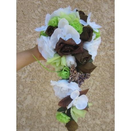 Bouquet vert anis chocolat