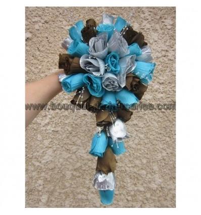 Bouquet des iles turquoise OU anis
