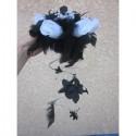 """Magnifique Bouquet demoiselle d'honneur thème """"New York"""""""