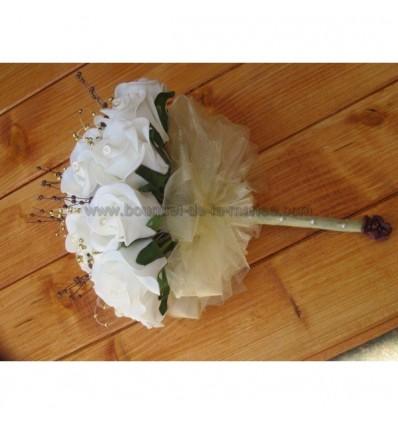 Bouquet champagne chocolat