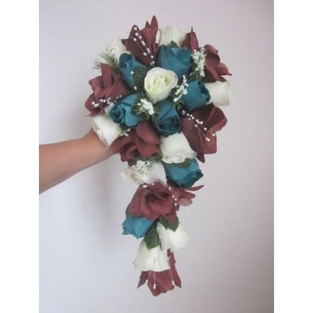 Bouquet mariée nathalie