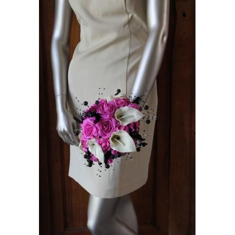 Bouquet Gothique Fushia