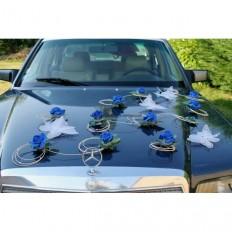 bouquet de mari e d coration voiture mariage bouquet de la mariee. Black Bedroom Furniture Sets. Home Design Ideas