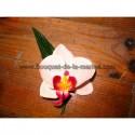 Boutonnière Mariage Orchidée pour cérémonie élégante