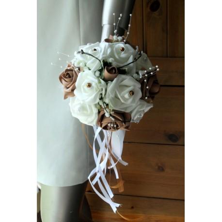 bouquet demoiselle d'honneur chocolat
