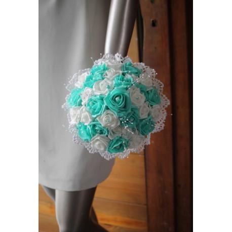 Bouquet rond des iles