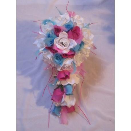 Bouquet mariée bonbons